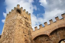Free Medieval Castle Stock Image - 22060461
