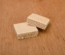 Free Chocolate Wafer Stock Images - 22061244