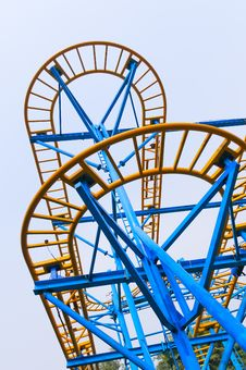 Free Roller Coaster Stock Images - 22063704