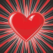 Heart In Vector Stock Photos