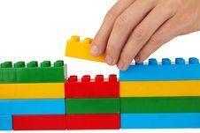 Free Bricks Construction Stock Photography - 22064692