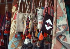 Free Authentic Bag In Harput. Royalty Free Stock Image - 22067416