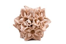 Free Handmade Paper Origami Flower Stock Photography - 22070182