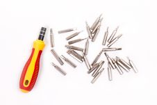 Free Screwdriver Stock Photography - 22070282