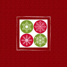 Free Christmas Greeting Card Royalty Free Stock Image - 22070736