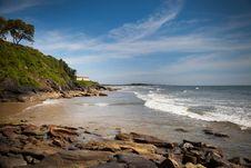 Free Beautiful Beach Of Ocean Stock Photo - 22074380