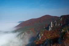 Free Autumn In Sulov Rock -Slovakia Royalty Free Stock Images - 22077579