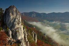 Free Autumn In Sulov Rock -Slovakia Stock Image - 22077601