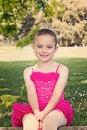 Free Happy Ballerina Stock Image - 22084901