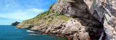 Free Mountains At The Sea Stock Photo - 22080320
