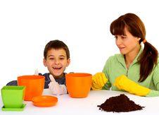 Free Planting Stock Image - 22083031
