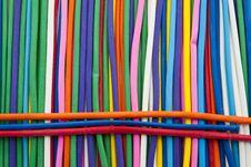 Free Multicolor Balloon Tube Stock Photography - 22088122