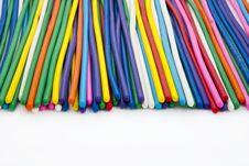 Free Multicolor Balloon Tube Stock Photos - 22088173
