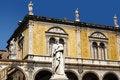 Free Dante Square Of Verone - Piazza Dante A Verona Stock Photos - 22090233