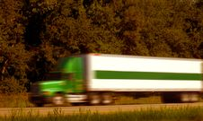 Free Fast Freight Trucking Stock Photo - 22090720