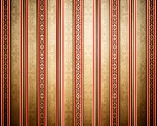 Free Vintage Background With Stripes Stock Photos - 22091643
