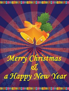 Free Christmas And New Year Stock Photography - 22093122