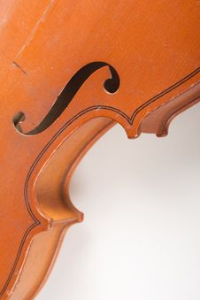 Free Details Of Violin Stock Photography - 22097172