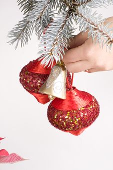 Free Christmas Ornaments Stock Photos - 22097353