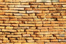 Free Old Wall Royalty Free Stock Photography - 22097977