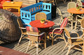 Free Colourful Cafe Royalty Free Stock Image - 2217806