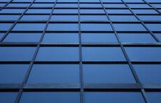 Free Glass Panels Of A Skyscraper Stock Photo - 2211090