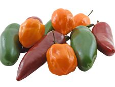 Free Peppers Royalty Free Stock Images - 2211969
