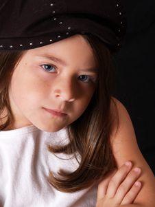 Free Little Girl Stock Photo - 2211970