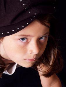 Free Little Girl Stock Photos - 2211973