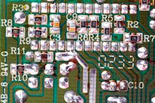 Free Circuit Board Stock Photo - 2213500