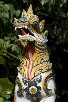 Free San Mui Temple Stock Photography - 2213512
