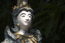 Free San Mui Temple Royalty Free Stock Photography - 2213527