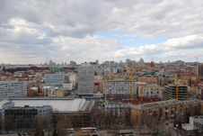 Free Kiev From Top Point View. Pano Stock Photo - 2213820