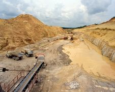 Free Industrial Quarries Stock Photos - 2214693