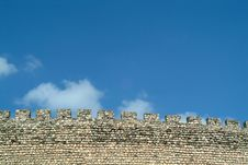 Free Medieval Castle Walls Stock Photo - 2215960