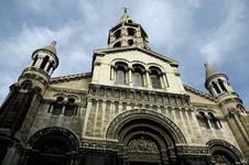 Free Eglise Du Bon-Pasteur. Royalty Free Stock Photos - 2216438