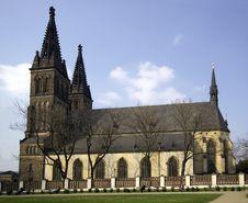 Free Gothic Church Stock Photo - 2216580