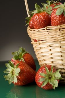 Free Strawberries Stock Photo - 2216610