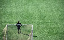 Free Goalkeeper Stock Photography - 2217962