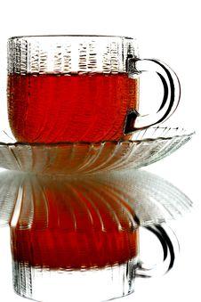 Free Teacup And Saucer Royalty Free Stock Photos - 2218838