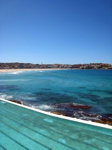 Free Bondi Pool Royalty Free Stock Photography - 2219397