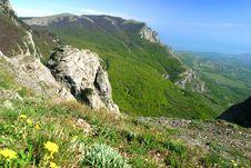 Free Mountain Distances Stock Photo - 2219750