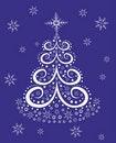 Free Christmas Tree Royalty Free Stock Photos - 22104298