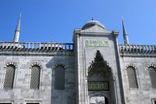 Free Blue Mosque In Istanbul Stock Photos - 22100493