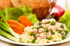 Free Salad Royalty Free Stock Images - 22104149