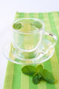 Free Herbal Mint Tea Stock Photos - 22108273
