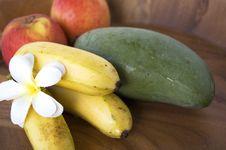 Mixed Fruits Stock Photos