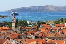 Free Roofs Of Trogir Stock Images - 22111824