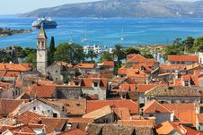 Free Roofs Of Trogir Stock Images - 22111874