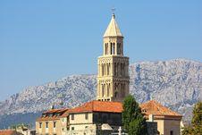 Free Dalmatian Coastline Stock Photo - 22111910